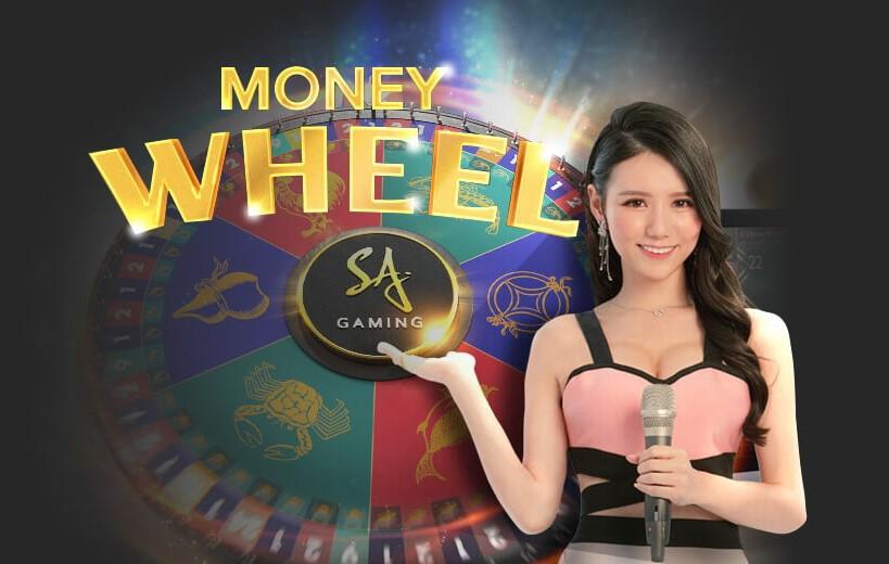 Money Wheel วงล้อมหาโชค