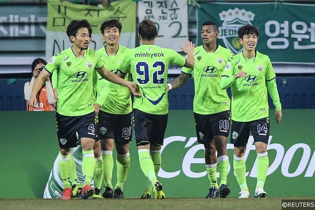 K-League ฟุตบอลเกาหลีได้กลับมาอีกครั้งแล้ว