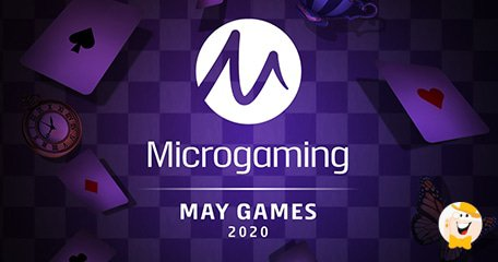 Microgaming เตรียมตัวเปิดตัวเกมพฤษภาคมใหม่