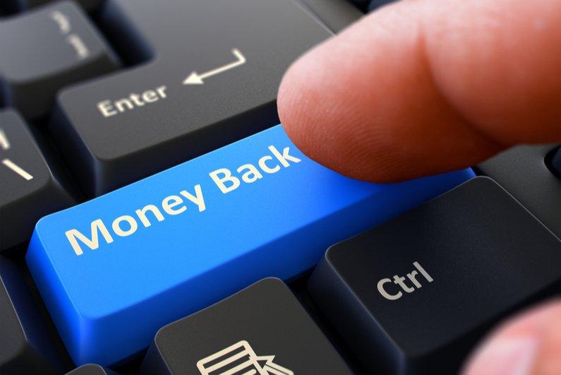 ผู้ประกอบการการพนันได้เรียกร้องเงินคืนจาก FOBTs
