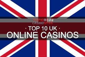 คาสิโนใหม่ 10 อันดับของสหราชอาณาจักรออนไลน์ในปี 2020