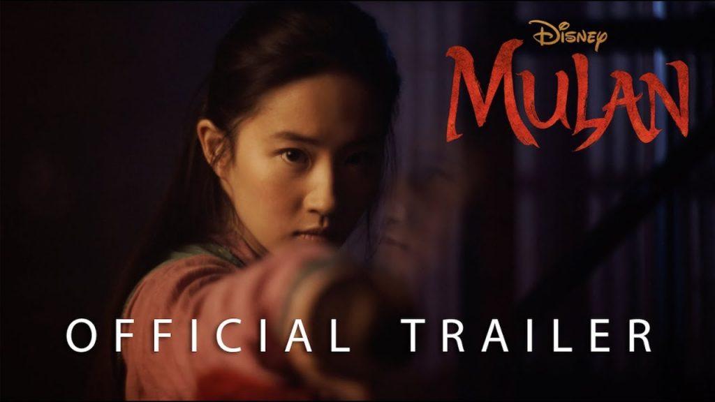 ดูหนังออนไลน์ ปฏิกิริยาแรกของ Mulan แนะนำให้เสพสม