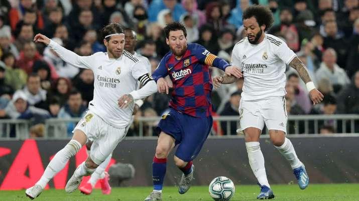 La Liga Marches On, กับ Real Madrid Leading