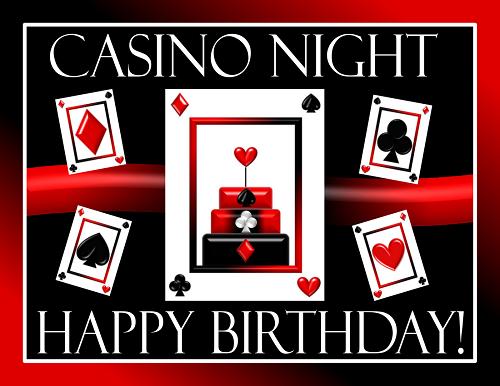 ฉลองวันเกิดกับคาสิโน: The Perfect Casino Party