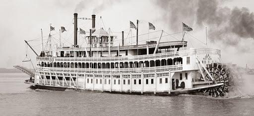 คาสิโน Riverboat สหรัฐอเมริกา - การพนันที่ก้าวหน้า?