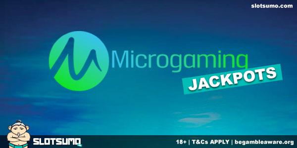 Microgaming ขยายรายชื่อเกมแจ็คพอตแบบก้าวหน้า