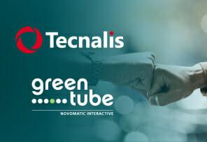Tecnalis ร่วมมือกับ Greentube ของ NOVOMATIC